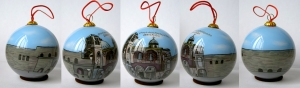 Church of the Holy Sepulchre ornament by Ancient Ties Inc.