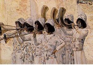 Trumpets and Shofarot